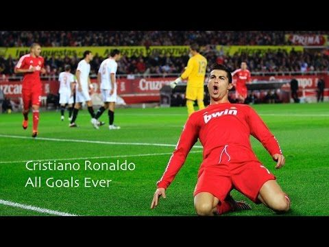 Cristiano Ronaldo ● All Goals in Career With Commentary ● 2002-2014