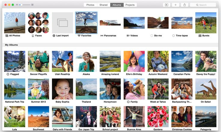 Everything you need to know about Apple's Photos app for Mac | The Verge