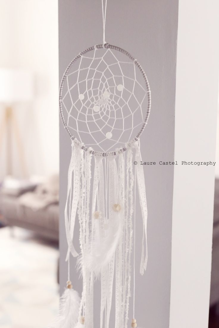 diy tutoriel dreamcatcher attrape r ves les petits riens les p e tits riens pinterest. Black Bedroom Furniture Sets. Home Design Ideas