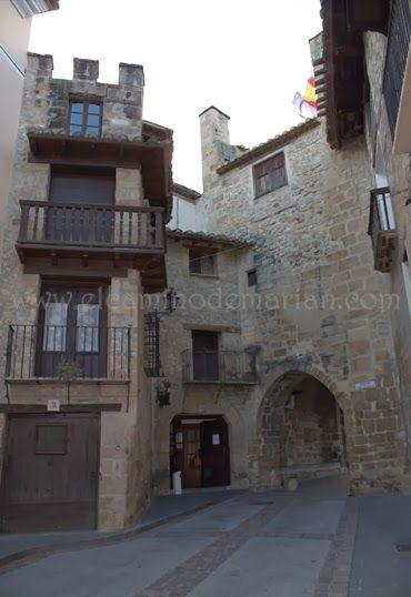 Rubielos de Mora. Teruel