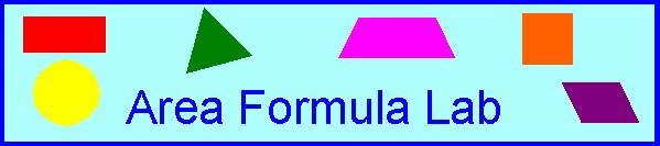 Area Formula Lab: worksheets to help students discover the formulas for area of different shapes on their own.