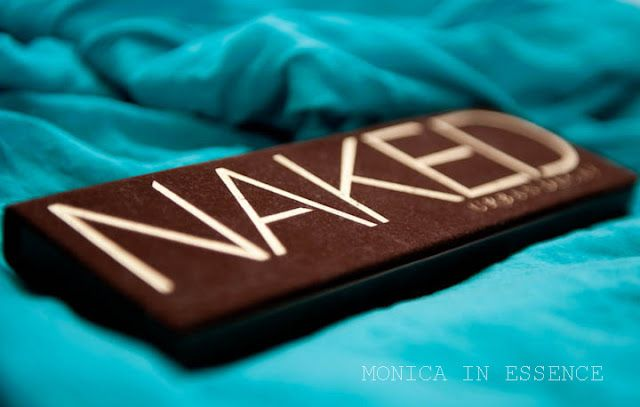 URBAN DECAY Naked original review/recenzia