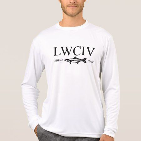 Lloyd's Fishing Team T-Shirt - click/tap to personalize and buy