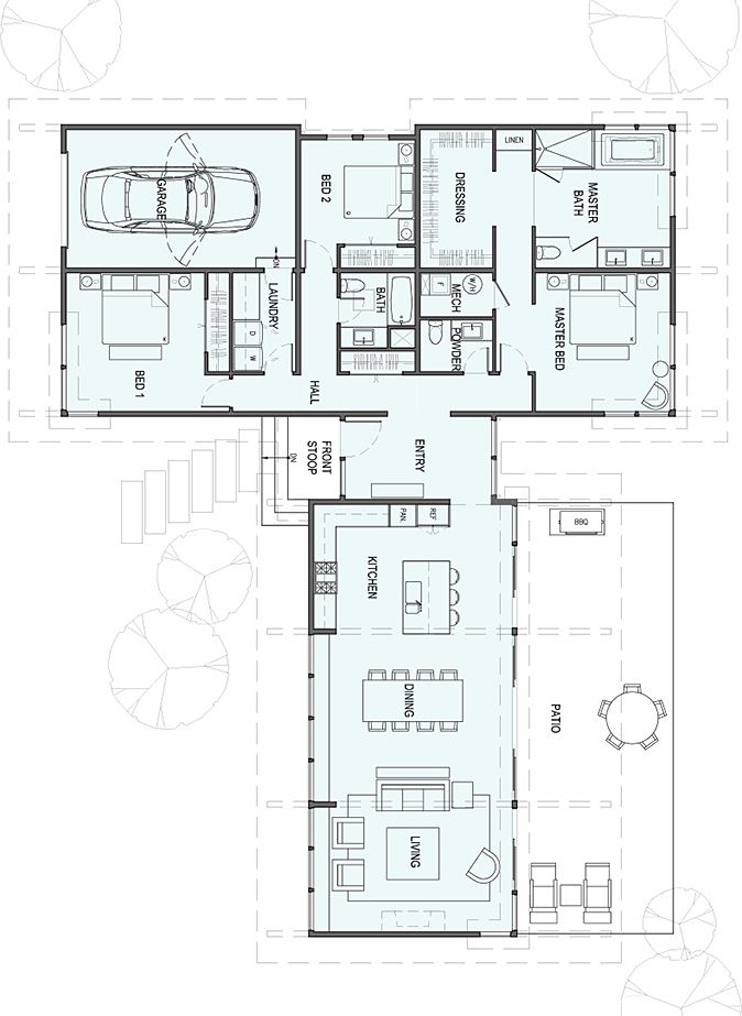 441 best House Plans images on Pinterest   House floor plans ... - house building plans