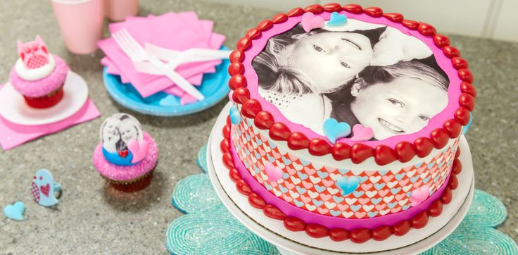 Local Edible Cake Images : 44 best Edible Decorations images on Pinterest Cake ...