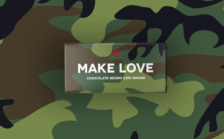 Make Love Chocolate