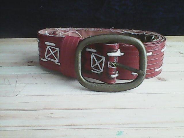 Handmade Fire hose belt my True Knysna  trueknysna@gmail.com for orders
