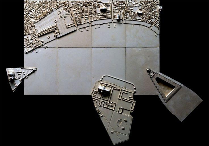Renato Rizzi, Pietro Savorelli · Forma: defensor urbis - Il bacino marciano e la stazione della sub lagunare · Divisare