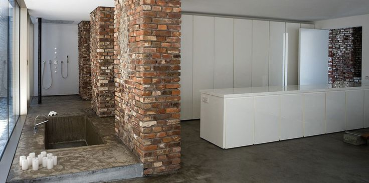 Loft Dusseldorf/Atelier d'Architecture Bruno Erpicum & Partners – casalibrary