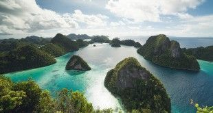 Kepulauan Raja Ampat Wajib Kamu Kunjungi | inZonia
