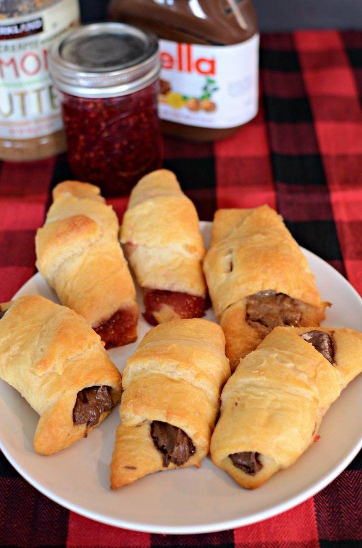 Delicious Stuffed Breakfast Rolls