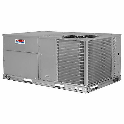 5 Ton 13 SEER Gas Heating/Electric Cooling Packaged Rooftop Furnace Aircon Unit