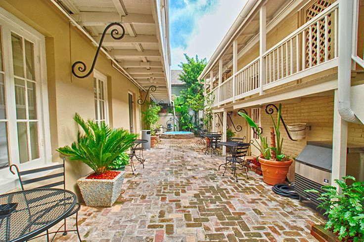 17 best new orleans boutique hotels images on pinterest for Boutique hotel orleans france