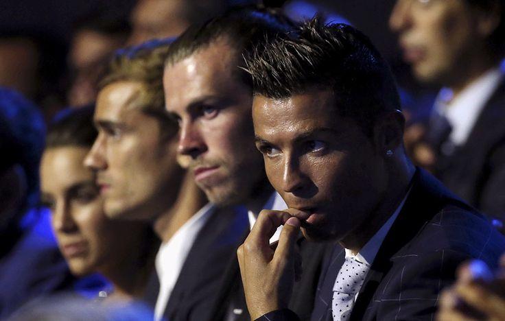 Криштиану Роналду признан лучшим игроком сезона в Европе - Чемпионат