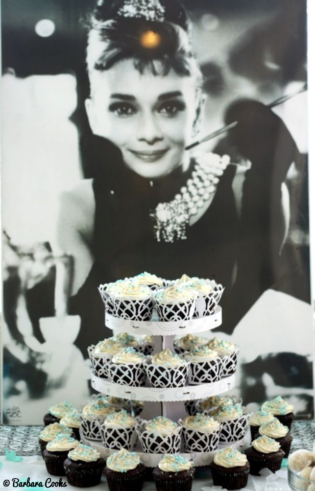 So cute!   Breakfast at Tiffany's… A Bachelorette Affair