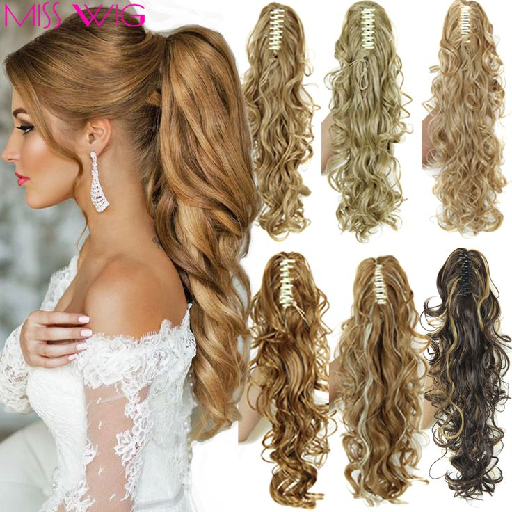 Best 25 ponytail extension ideas on pinterest ponytail with cheap clip in synthetic hair buy quality hair infusions directly from china hair pieces thinning hair suppliers curly ponytail extension synthetic fake pmusecretfo Choice Image