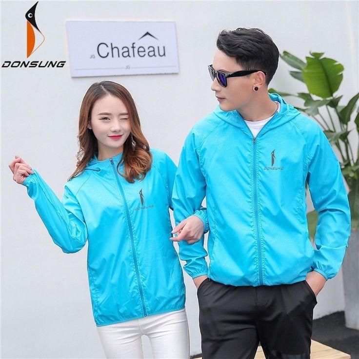 <Click Image to Buy> DONSUNG Pro Cycling Raincoat Cycling Jersey Bicycle Jersey Windcoat MTB Bike Clothing Jacket Rainproof Waterproof Clothes **  #Cycling