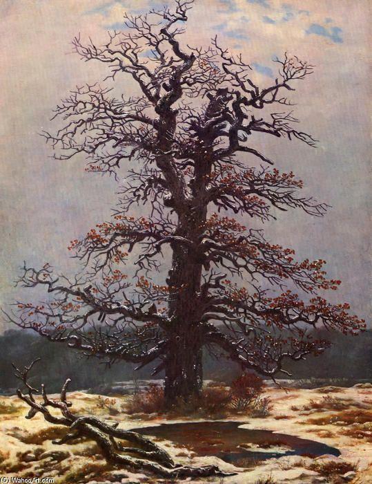 albero di quercia friedrich - Cerca con Google
