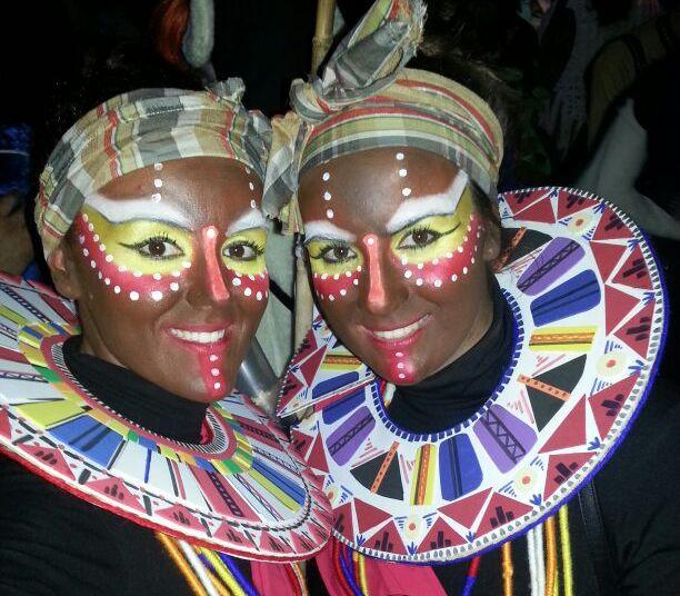 ¡Hola! Pasado el Carnaval, he preparado un ost para enseñaros el maquillaje y atrezzo que hice para el disfraz de Masai. Realicé el maquillaje de todo el grupo, muchas horas de trabajo, pero merec…