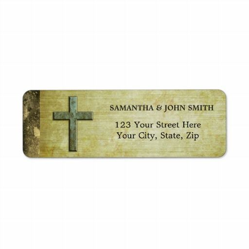 21 best images about religious return address labels on With christian return address labels