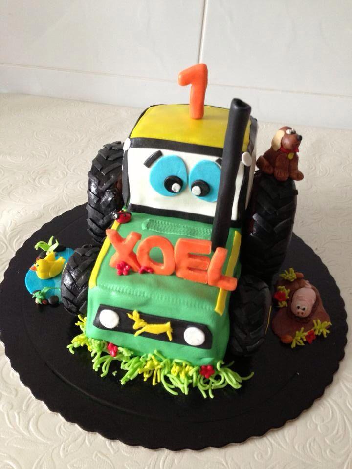 Ber ideen zu traktor kuchen auf pinterest 2 - Kuchen ideen geburtstag ...