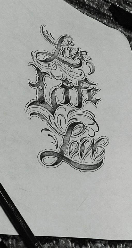 chronic ink tattoo