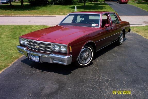 1984 Chevy Impala-https://mrimpalasautoparts.com