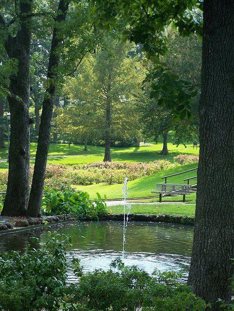 Rose Garden, Tyler, Tx