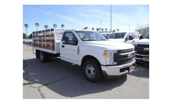 ford f350 flatbed trucks for sale