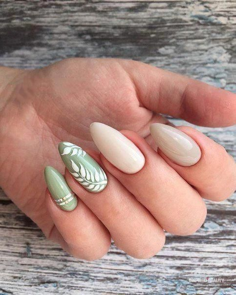 Summer Nails beach designs