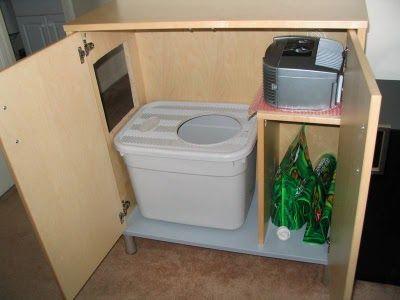 DIY Kitty Litter Box & Dog Proofing Option! | BestMomsTV