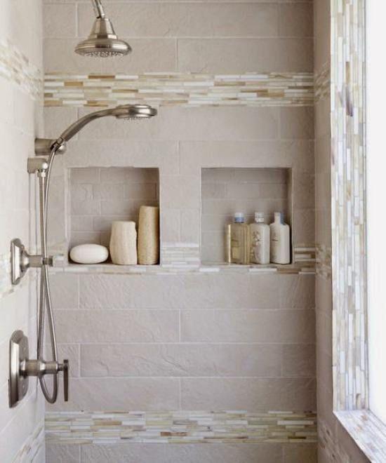 Échale un vistazo a estas ideas para decorar tu aseo pequeño. En nuestro blog damos todo tipo de consejos para que tu baño parezca menos pequeño. Te lo vas a perder? #baños #pequeños #diseño #decoracion