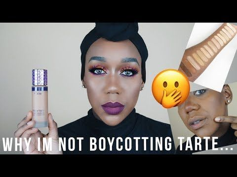 WHY IM NOT BOYCOTTING TARTE COSMETICS | SHAPE TAPE FOUNDATION REVIEW http://cosmetics-reviews.ru/2018/02/07/why-im-not-boycotting-tarte-cosmetics-shape-tape-foundation-review/
