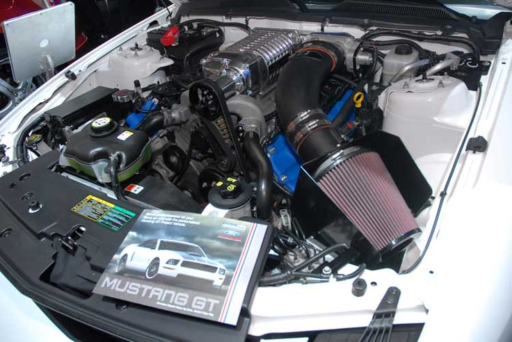 Ford Motor Company Unveils Project Cars with K & N Air Filters at 2006 SEMA
