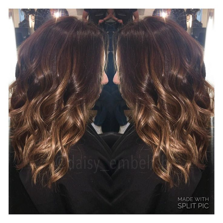 Downtown Campbell: Root touch up with Balayage. Cut about 4-5 inches off her length and gave her textured layers. #balayage #ombre #hAircut #layers #haircolorist #hairstylist #hairsalon #lorealpro #randco #olaplex #lorealprofiber #lorealpro #embelishlounge #daisy_embelish #campbell #bayarea #sanjose #sanjosehairstylist by daisy_embelish
