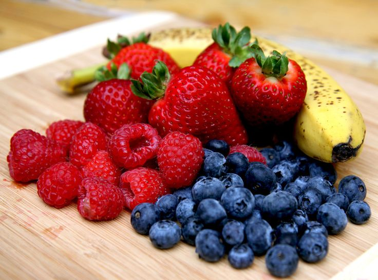 Fresh Fruit: Another way to snack when busy — in-season, fresh fruits like berries, oranges, apples, and pears are essential when you need to grab and go.