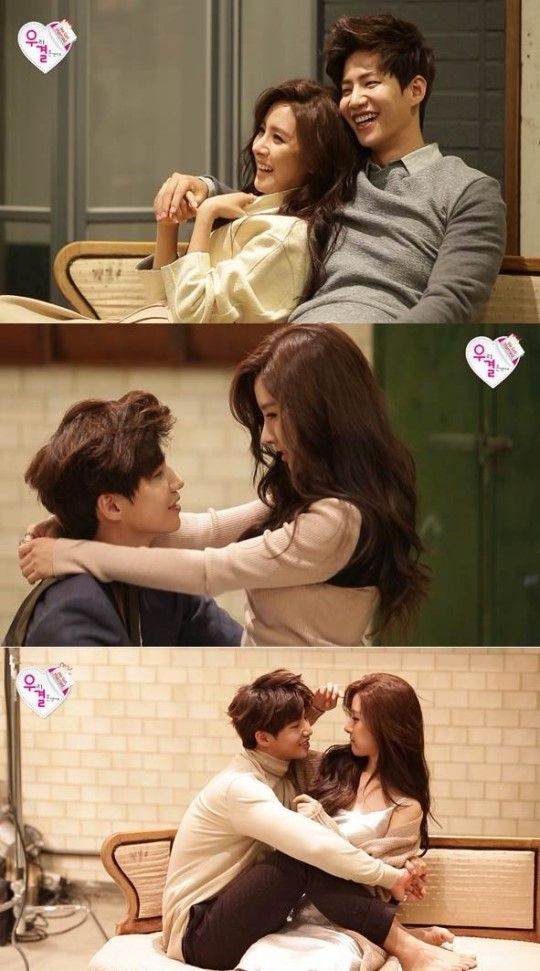 """""""We Got Married"""" to Go Behind-the-Scenes of Song Jae Rim-Kim So Eun's Intimate Photo Shoot"""