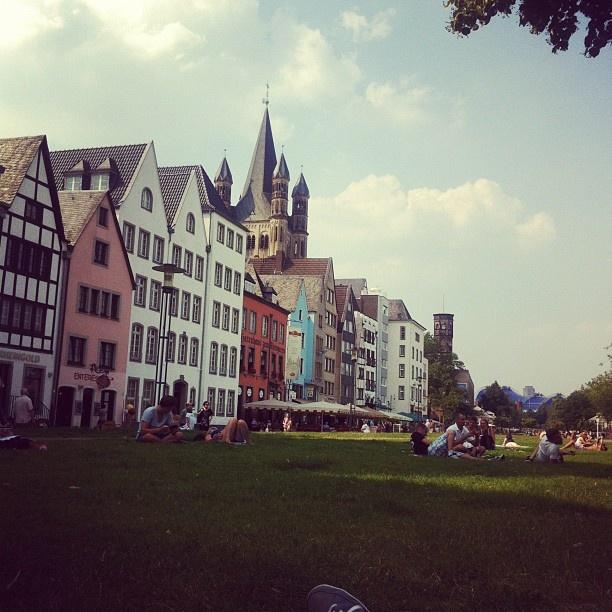 #cologne, old town #Köln #Altstadt