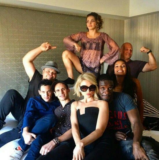 Gotham cast @ SDCC 2016