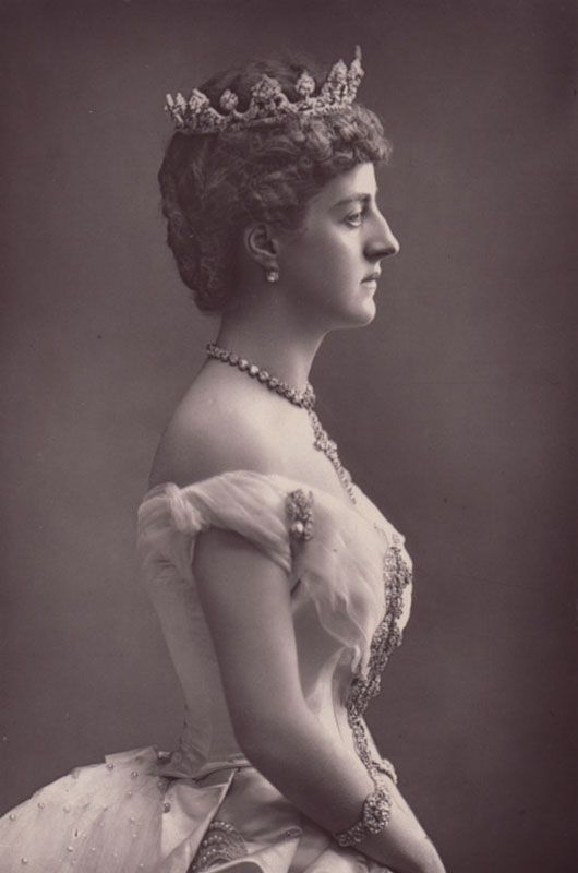 ca. 1875 Theresa, Marchioness of Londonderry