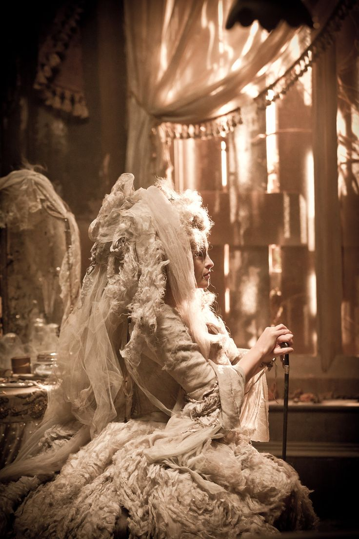 miss havisham from great expectations Pertinent quotes from great expectations  it would have been cruel in miss havisham,  towards me with great constancy through a series of years.