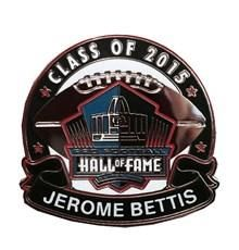 Jerome Bettis Pro Football Hall Of Fame Class Of 2015