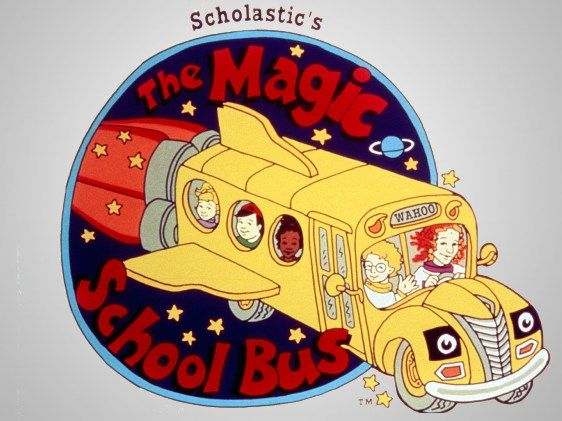 NETFLIX TRAE DE REGRESO The Magic School Bus