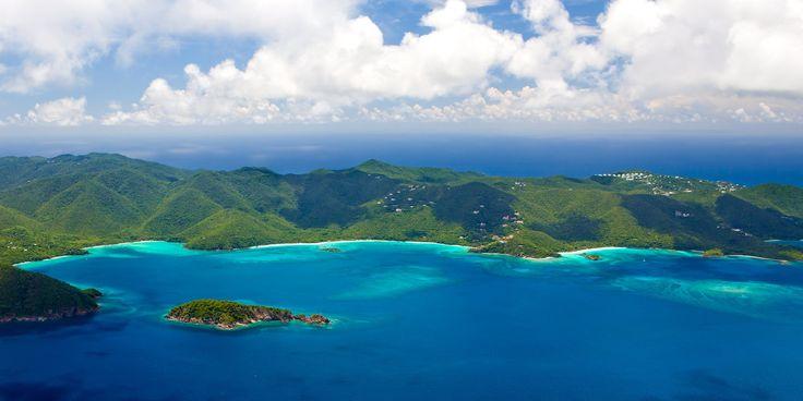 Partez à la découverte des Îles Vierges britanniques