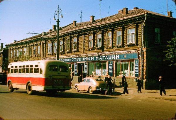 Жак Дюпакье, Москва 1959