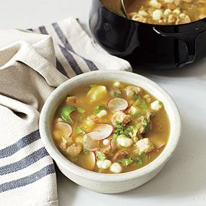 Pork Posole - 25 Staff-Favorite Recipes - Cooking Light
