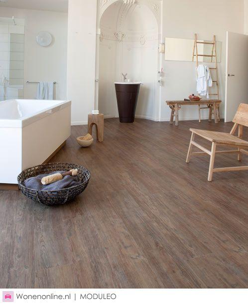 moduleo unieke houtdessins wooden ideas bathroom