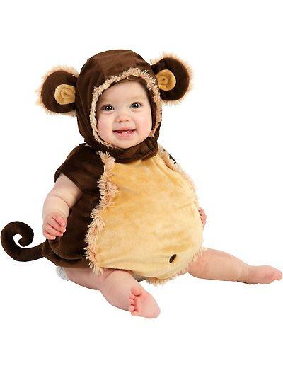 Vestito di Carnevale da scimmia