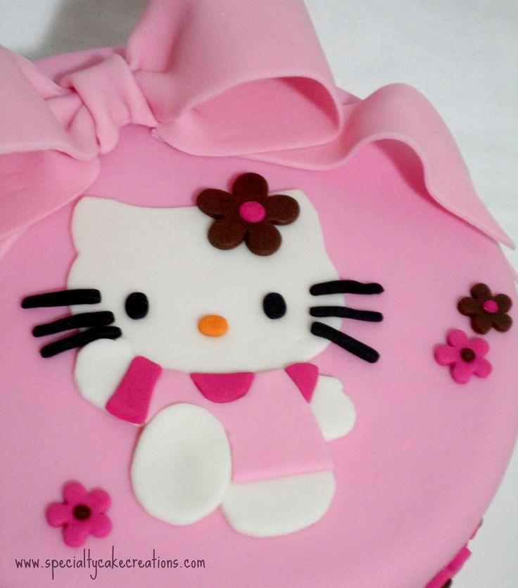 10 best Hello kitty cake images on Pinterest