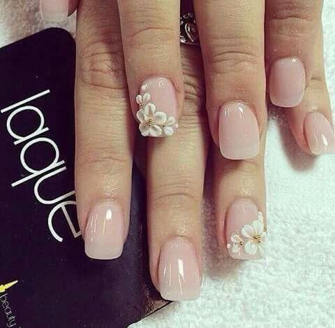 The 25 best 3d acrylic nails ideas on pinterest 3d nail art 3d imagen de nails and flowers prinsesfo Choice Image